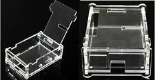 Contenitore Trasparente x Raspberry Pi B+ Pi 2 Pi 3 -Scatola - Acrylic Case box