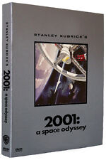 """2001 A SPACE ODYSSEY"" - Special Edition DVD Box Set - RECENTLY DISCOVERED STOCK"