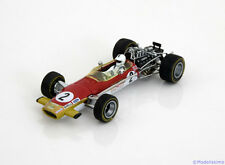 1:43 Quartzo Lotus 49B GP Monaco Attwood 1969