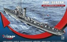 ORP SLAZAK - POLISH NAVY TORPEDO BOAT 1/350 MIRAGE BRAND NEW