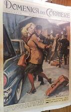 LA DOMENICA DEL CORRIERE 19 marzo 1961 Raymond Rolland Ciclismo Migliarino di e
