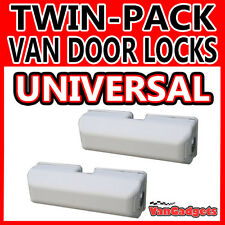 Ford Transit Custom Milenco Exterior Van High Security Door Lock Twin Pack