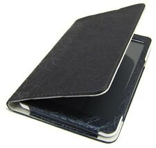 Flip Case Cover (Dark) and Screen Protector for TECA LTE840 or LTE-830 Tablet