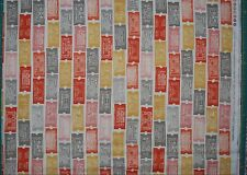 Moda fabric Twenty Three Eric & Julie Comstock Cosmo Cricket tickets one yard