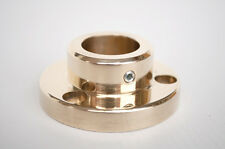 High polished brass tonearm mounting base for Ortofon 212,309 & other tonearms.