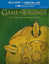 Game of Thrones: The Complete Fourth Season (Blu-ray Disc, 2015, Tyrell Best Buy