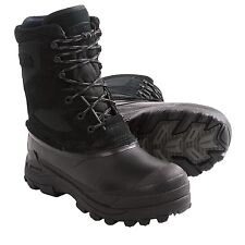 NEW LaCrosse Pine Top Pac Boots, Black Suede, Women Size 5, $100