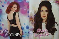 Grace Capristo   //  Jess Glynne   ___   POSTER  27,5 cm x 42 cm
