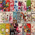 Printed Silicone Case Gel TPU Rubber Back Cover Apple iPod Touch 5 5th Gen Xmas