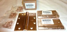 "3 Ives 3CB1HW 5"" x 4.5"" 612/US10 Heavy Weight Mortise Door Hinge OXIDIZED BRONZE"