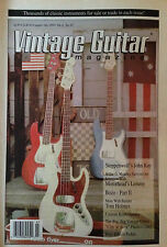 Vintage Guitar Magazine July 1994 1960's Fender Basses Cover / Boss Effects