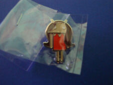 Google Android Girl Pinback Pin New