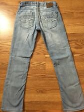 BKE Jeans From The Buckle Men's Aiden Straight Button Fly Size 27S