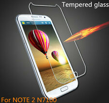 New Anti-scratch Tempered Glass Screen Protector For Samsung Galaxy Note 2 N7100