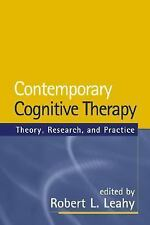 Contemporary Cognitive Therapy: Theory, Research, and Practice, , Very Good Book