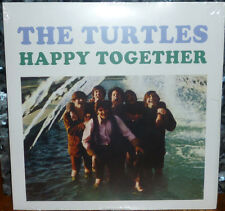"""* * TURTLES #1 """"HAPPY TOGETHER"""" SEALED UNPLAYED MINT MONO/STEREO GREEN RSD 45/PS"""