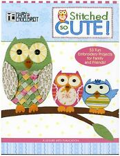 Leisure Arts | Mary Engelbreit : Stitched So Cute! | No. 4961