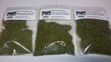Static Grass Meadow Green Multipack 2mm 4mm 6mm - Wargame Diorama Hornby