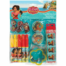 Elena of Avalor 48 piece Party Favor Mega Value Pack Party Supply Birthday Gift