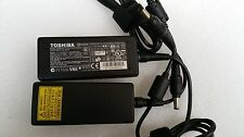 OEM AC Adapter +cord PA3743E-1AC3 19V 1.58A 30W for Toshiba NB200 NB205 NEW