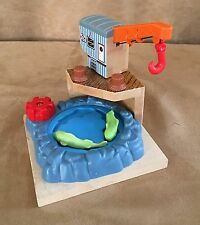 Brendam Bay Fishery Thomas the tank engine Wooden train learning curve fish