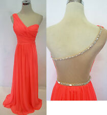 HAILEY LOGAN French Coral $140 Ball Prom Party Gown 5