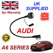 AUDI A6 AMI MMI 3G+ 4F0051510K pour Apple iPhone 3GS 4 4s iPod câble audio