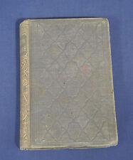 1861 Aesops Fables by Thomas James w/ John Tenniel Illustr. Antique Childrens HC