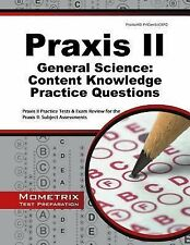 Praxis II General Science Content Knowledge Practice Questions : Praxis II...