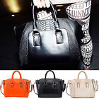 Fashion Lady Women Hobo Shoulder Bag Messenger Purse PU Leather Tote Handbag New