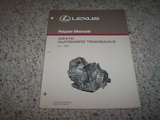 1994 Lexus ES300 ES 300 A541E Transmission Shop Service Repair Manual 1995 1996