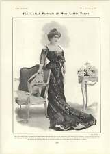 1902 Miss Lottie Venne The Marriage Game In New York