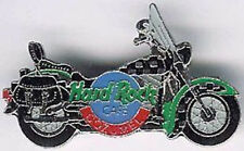 Hard Rock Cafe COZUMEL 1990s Checkered Tank Fender Motorcycle PIN - HRC #2093