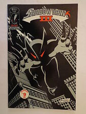 Shadowhawk  3 The Needle and Damage Done #2 of 4 Image Comics December 1993 NM