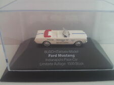 Busch 1/87 - Ford Mustang Indianapolis Pace Car  - Neu & OVP