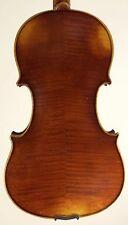 old violin 4/4 geige viola cello fiddle label LEANDRO BISIACH