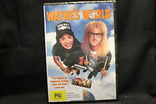 WAYNE'S WORLD *Mike Myers, Dana Carvey - new Region 4 dvd movie