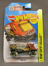 2015 Hot Wheels Car 104/250 Aero Pod - Q Case