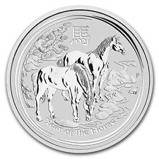 2014 10 oz Silver Australian Year of the Horse Coin Bullion Australia
