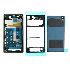 New Full Housing Cover Case Replacement Parts For Sony Xperia Z1 L39h Black