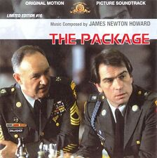 The Package - Complete Score - Limited 3000 - OOP - James Newton Howard