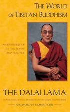 The World of Tibetan Buddhism: An Overview of Its Philosophy and-ExLibrary