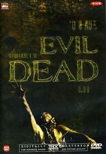 Evil Dead 1 + 2 (2012, REGION 0 DVD New)