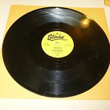 COUNTRY BOPPER 78 RPM RECORD - EDDIE EDDINGS - STARDAY 163