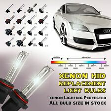 2x Car HID Xenon Replacement Lights Bulbs H1 H3 H4 H8 H9 H10 H11 9006 9005 880