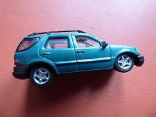 Cararama Detailed 1:72 Mini Mercedes ML Off Road Dioram Diecast Toy Car 00 Gauge
