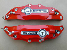 Mercedes Benz AMG BRABUS Caliper Covers Disc Brake Aluminum Stey Brembo endless