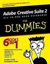 NEW - Adobe Creative Suite 2 All-in-One Desk Reference For Dummies