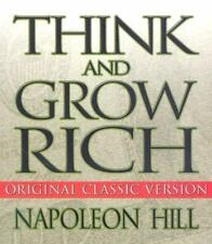 Think and Grow Rich by Napoleon Hill (2008, CD, Unabridged)