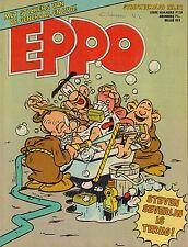 STRIPWEEKBLAD EPPO 1978 nr. 31 - STICKERS DE GENERAAL & OPA/VARIOUS COMICS